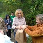 Начальник отдела экологии ООО «ПетербургГаз» Вешнякова Наталья Евгеньевна